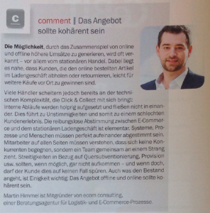 Kommentar Martin_E-Commerce Magazin